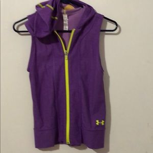 Under armour vest for girl